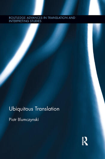 Ubiquitous Translation book cover