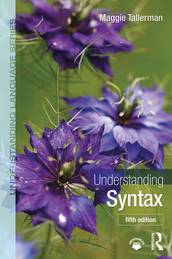 Understanding Syntax book cover