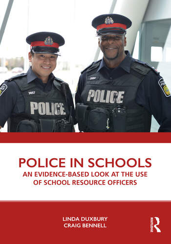 Police in Schools An Evidence-based Look at the Use of School Resource Officers book cover