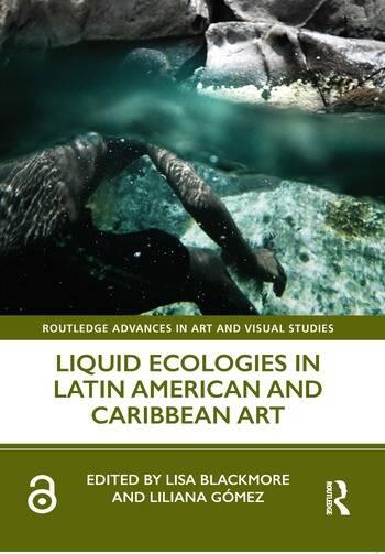 Liquid Ecologies in Latin American and Caribbean Art book cover