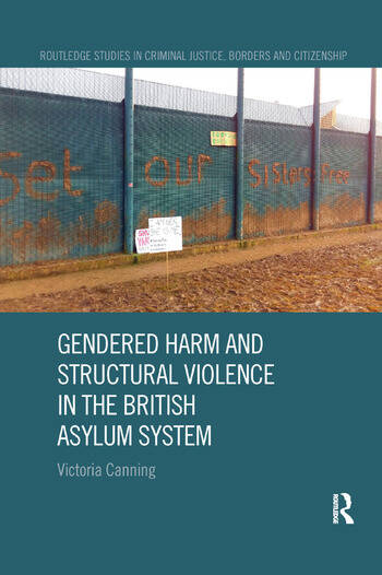 Gendered Harm and Structural Violence in the British Asylum System book cover