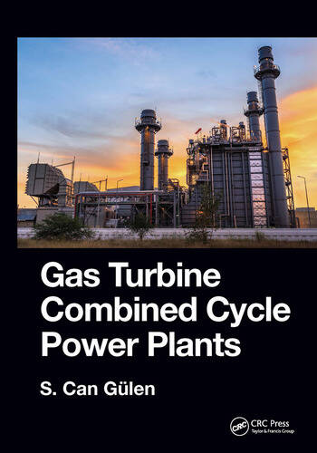 Gas Turbine Combined Cycle Power Plants book cover