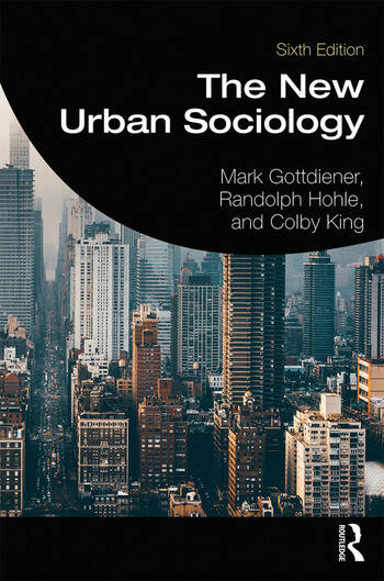 The New Urban Sociology book cover
