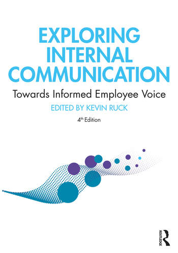 Exploring Internal Communication Towards Informed Employee Voice book cover