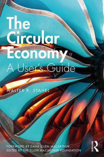 The Circular Economy A User's Guide book cover