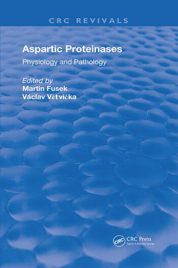 Aspartic Proteinases Physiology and Pathology book cover