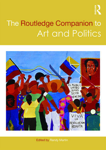 The Routledge Companion to Art and Politics book cover