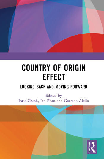 Country of Origin Effect Looking Back and Moving Forward book cover