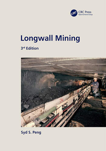 Longwall Mining, 3rd Edition book cover
