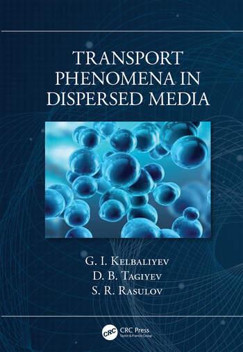 Transport Phenomena in Dispersed Media book cover