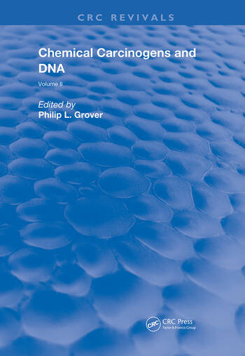 Chemical Carcinogens & Dna Volume 2 book cover
