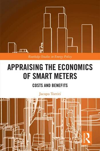 Appraising the Economics of Smart Meters Costs and Benefits book cover