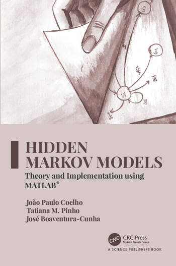 Hidden Markov Models Theory and Implementation using MATLAB® book cover