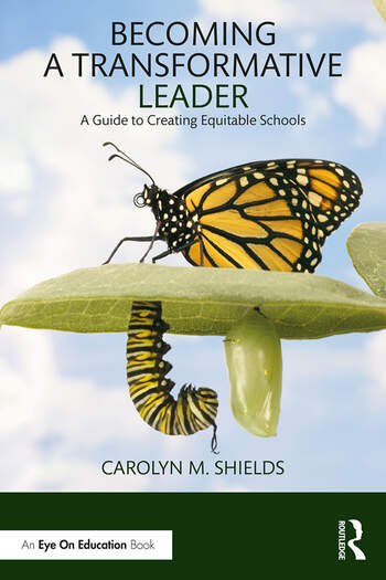 Becoming a Transformative Leader A Guide to Creating Equitable Schools book cover