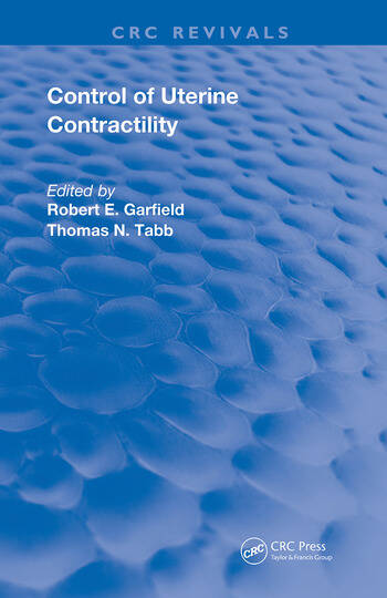 Control of Uterine Contractility book cover