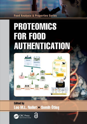 Proteomics for Food Authentication book cover