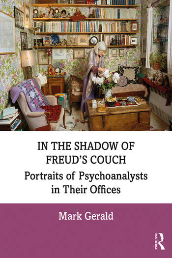 In the Shadow of Freud's Couch Portraits of Psychoanalysts in Their Offices book cover