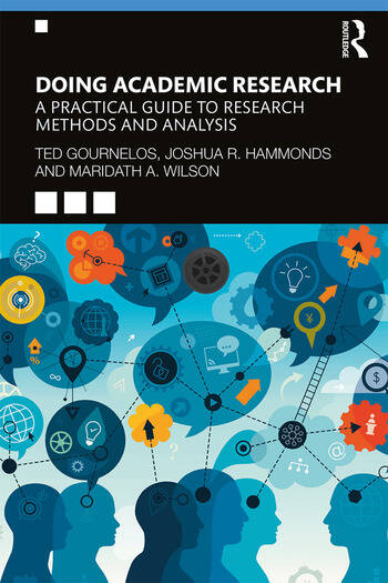 Doing Academic Research A Practical Guide to Research Methods and Analysis book cover