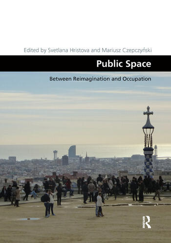 Public Space Between Reimagination and Occupation book cover