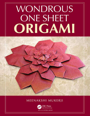Wondrous One Sheet Origami book cover