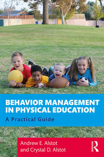 Behavior Management in Physical Education A Practical Guide book cover