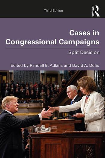 Cases in Congressional Campaigns Split Decision book cover