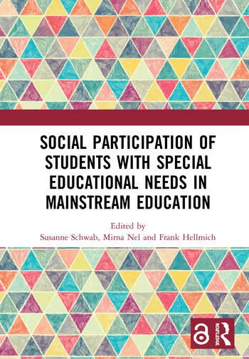 Social Participation of Students with Special Educational Needs in Mainstream Education book cover