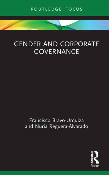 Gender and Corporate Governance book cover