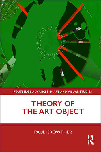 Theory of the Art Object book cover