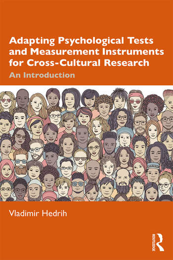 Adapting Psychological Tests and Measurement Instruments for Cross-Cultural Research An Introduction book cover