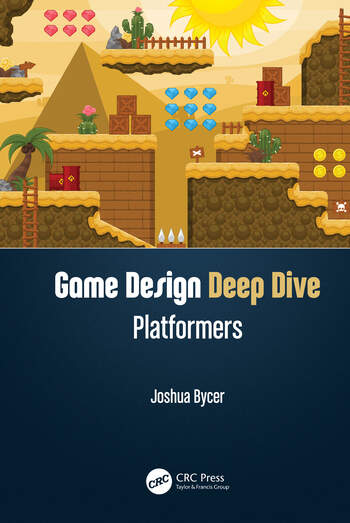 Game Design Deep Dive Platformers book cover