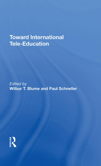 Toward International Tele-Education book cover
