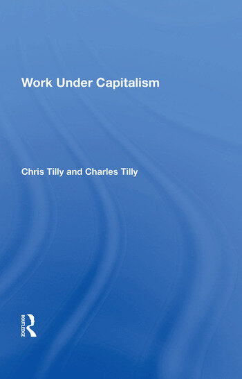 Work Under Capitalism book cover