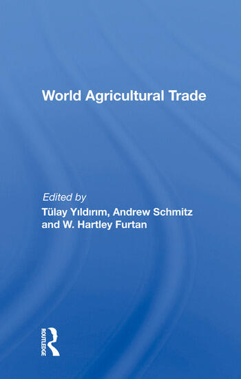 World Agricultural Trade book cover