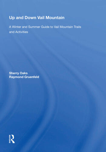 Up And Down Vail Mountain book cover
