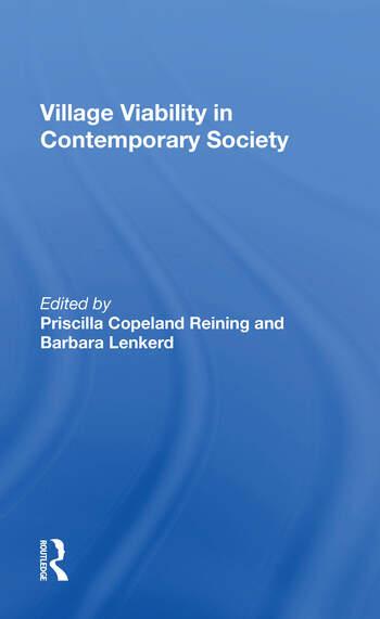 Village Viability In Contemporary Society book cover
