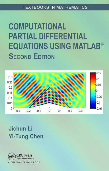 Computational Partial Differential Equations Using MATLAB® book cover