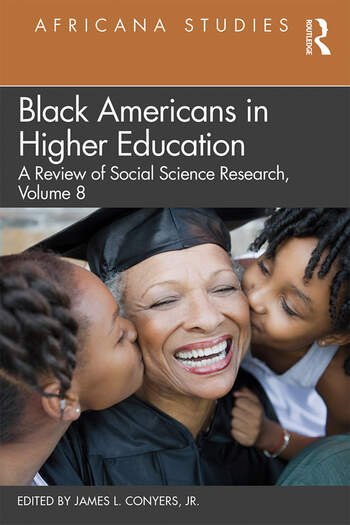 Black Americans in Higher Education Africana Studies: A Review of Social Science Research, Volume 8 book cover