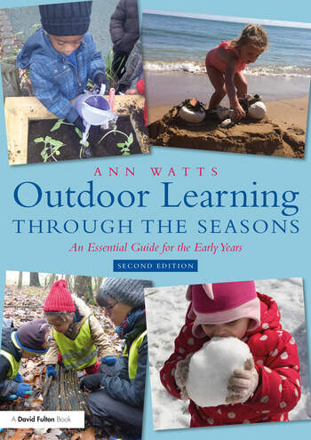 Outdoor Learning through the Seasons An Essential Guide for the Early Years book cover