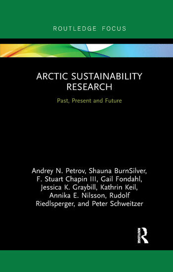 Arctic Sustainability Research Past, Present and Future book cover