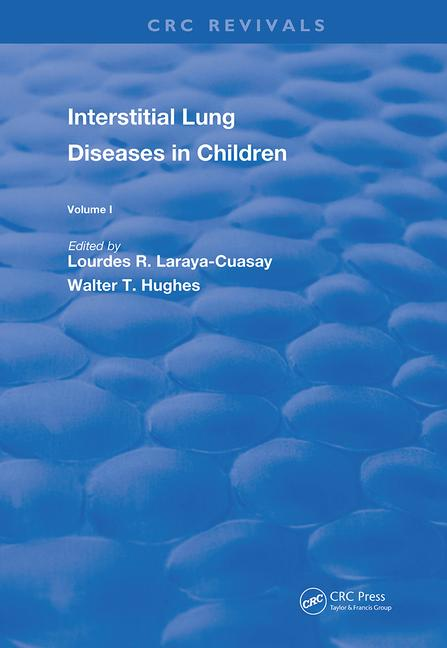 Interstitial Lung Diseases in Children Volume 1 book cover