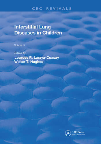 Interstitial Lung Diseases in Children Volume 2 book cover