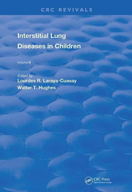 Interstitial Lung Diseases in Children Volume 3 book cover