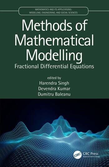 Methods of Mathematical Modelling Fractional Differential Equations book cover