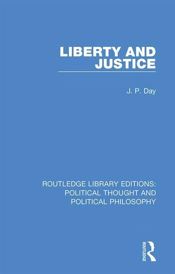 Liberty and Justice book cover
