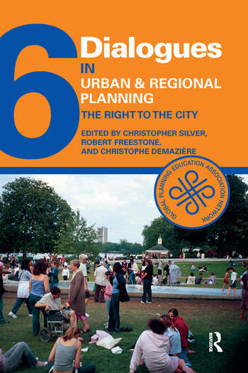 Dialogues in Urban and Regional Planning 6 The Right to the City book cover