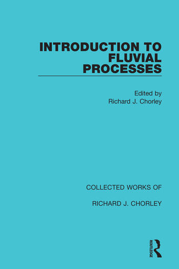 Introduction to Fluvial Processes book cover