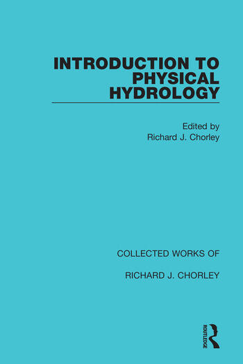 Introduction to Physical Hydrology book cover
