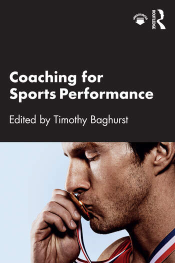 Coaching for Sports Performance book cover