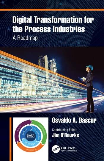 Digital Transformation for the Process Industries A Roadmap book cover